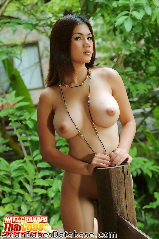 With you Busty asian nude outdoors removed