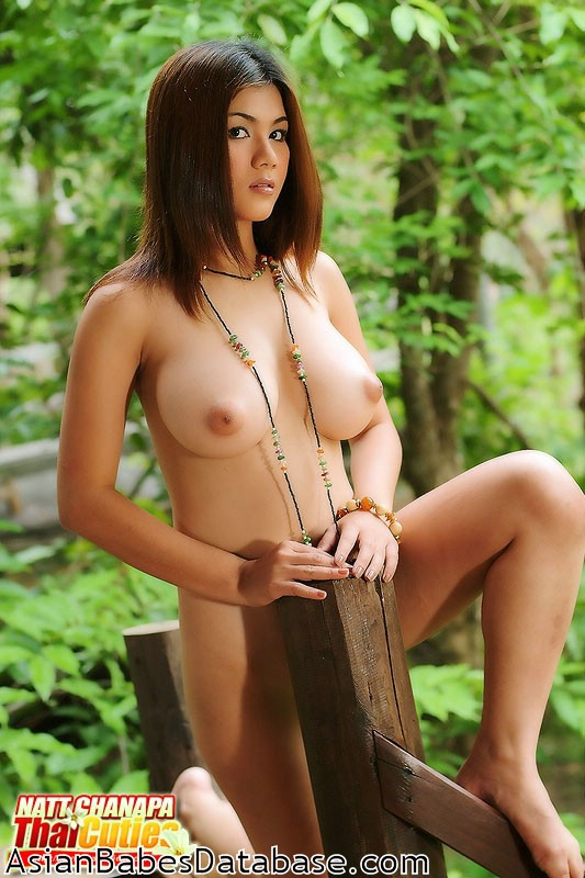 More Hot Pictures From Nude Natt Chanapa At Banned Asian Celebs
