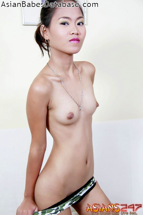 Can hot sexy thin girls naked that
