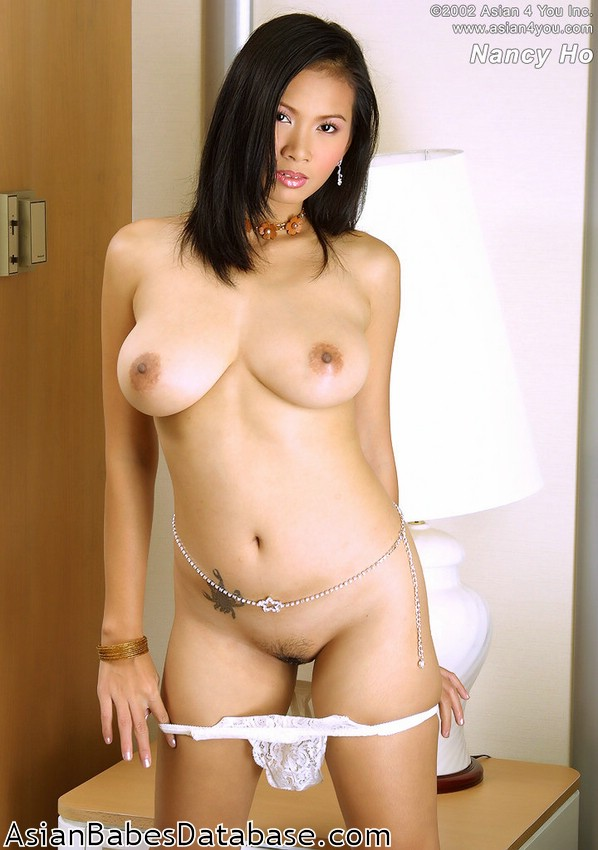 Nancy ho nude