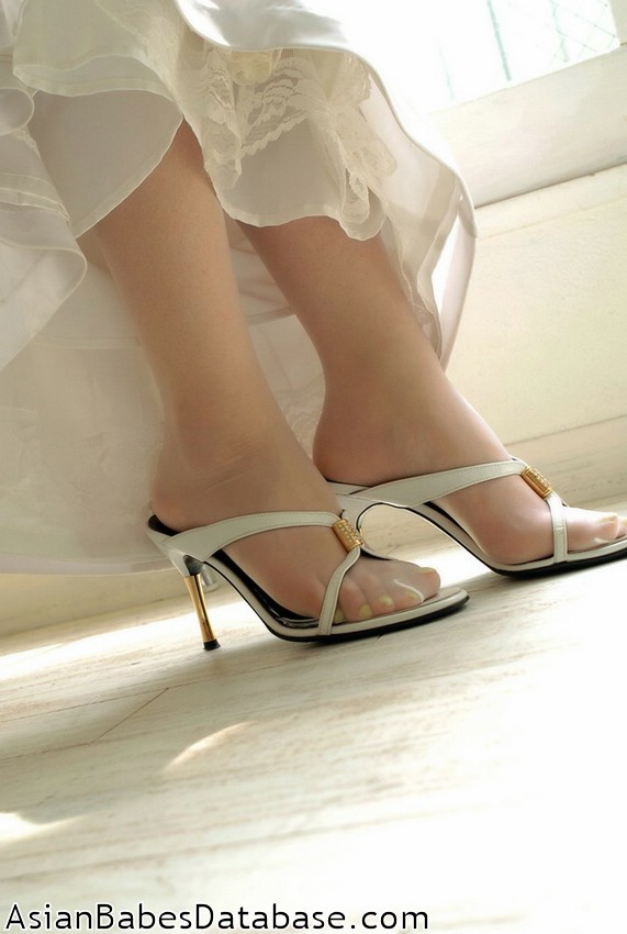 That interfere, Bride high heels porn pictures