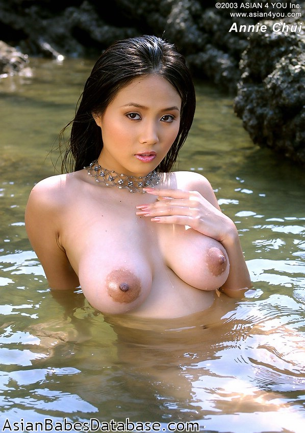 Asian girls in water naked thought differently