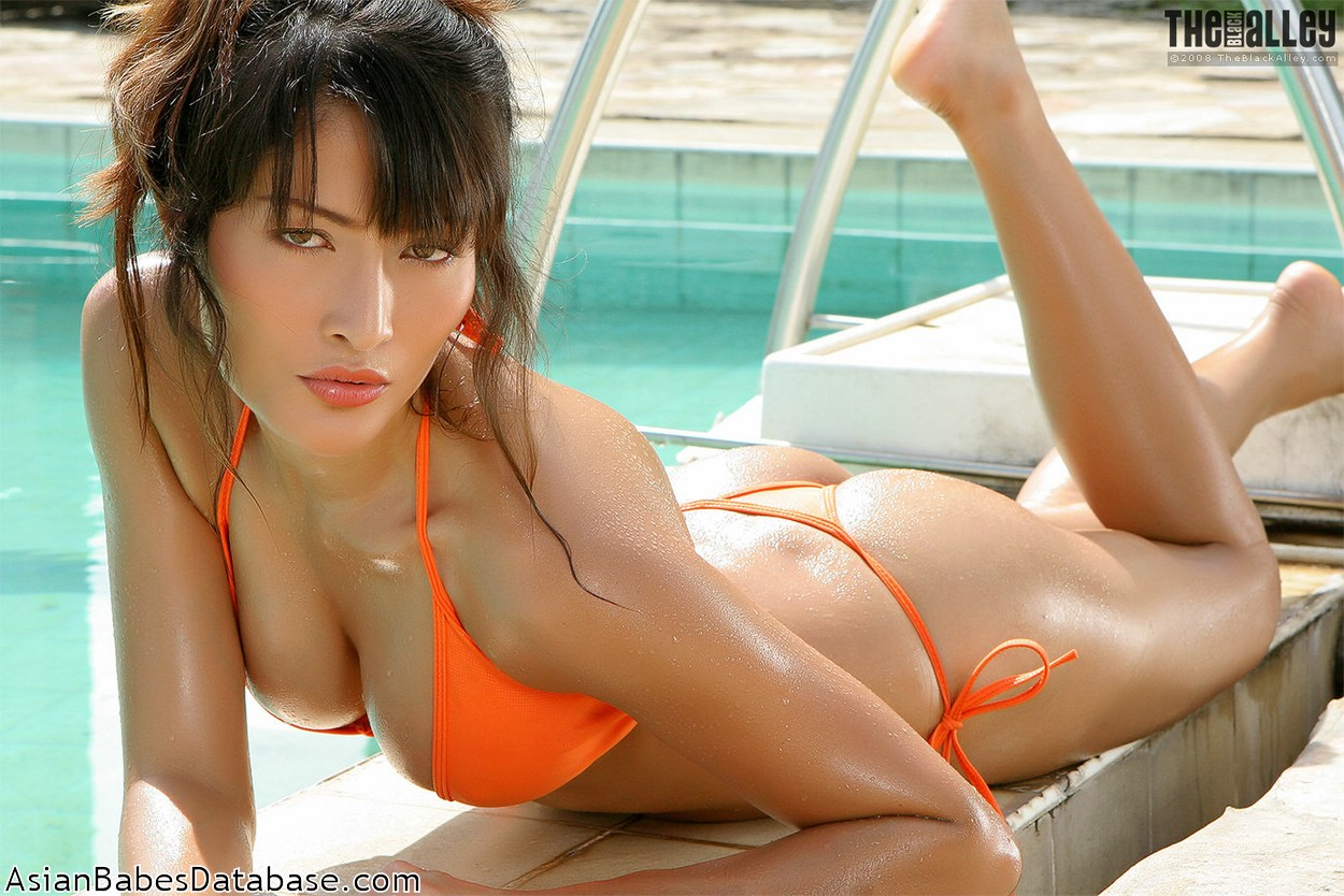 christine nguyen in bikini jones and the temple of eros 2010