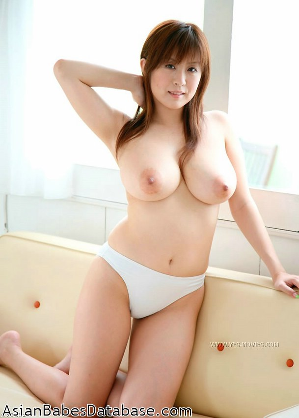 big tits av Japanese idols with