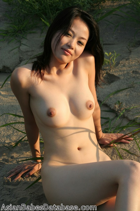 chinesse nude girl