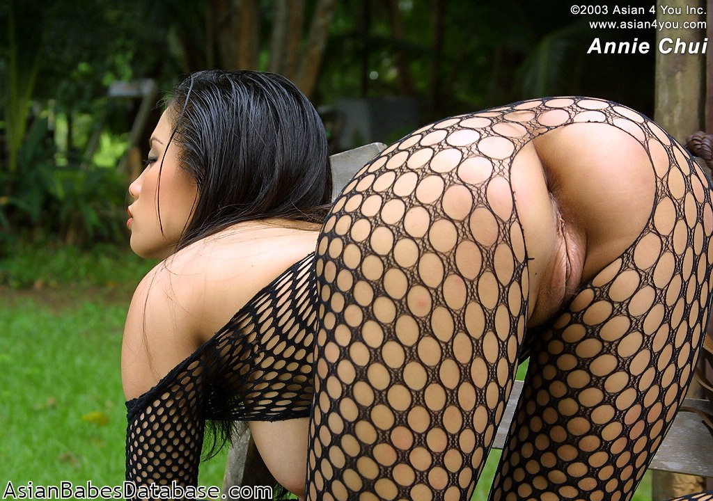 For Fishnet nude asian picture for the
