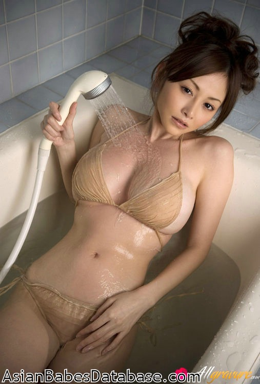 asian japanese Busty nude women girl