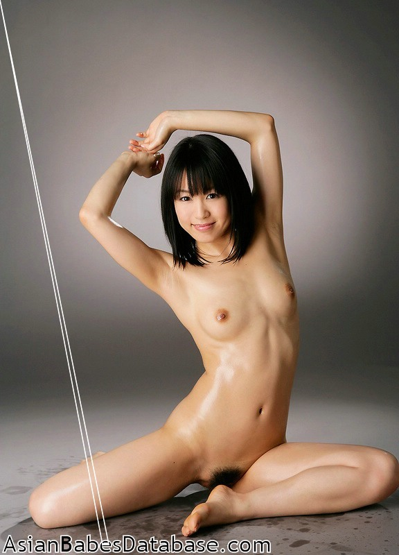 sexy naked asian women oiled