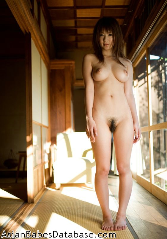 Recommend you Japanese nude models think