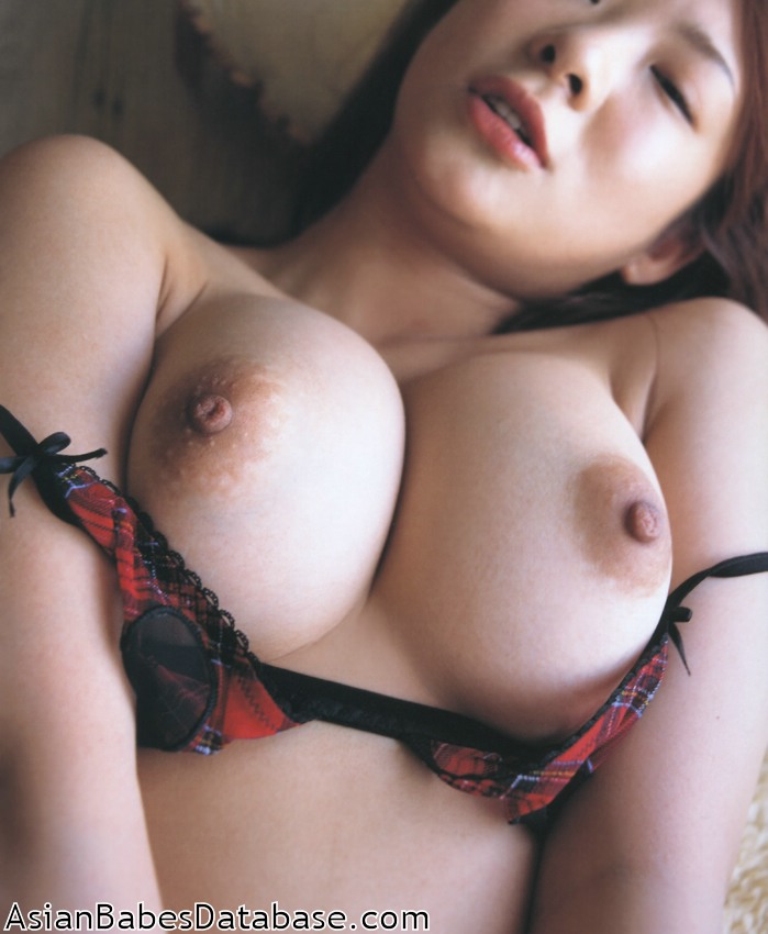 nice big asian tits