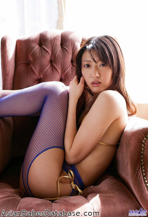Fishnet nude asian picture mistake can