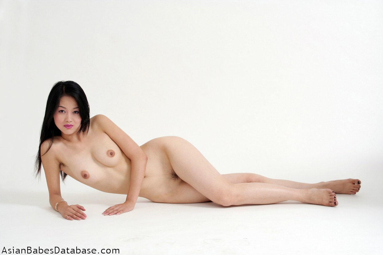 Light skinned asian nudes that