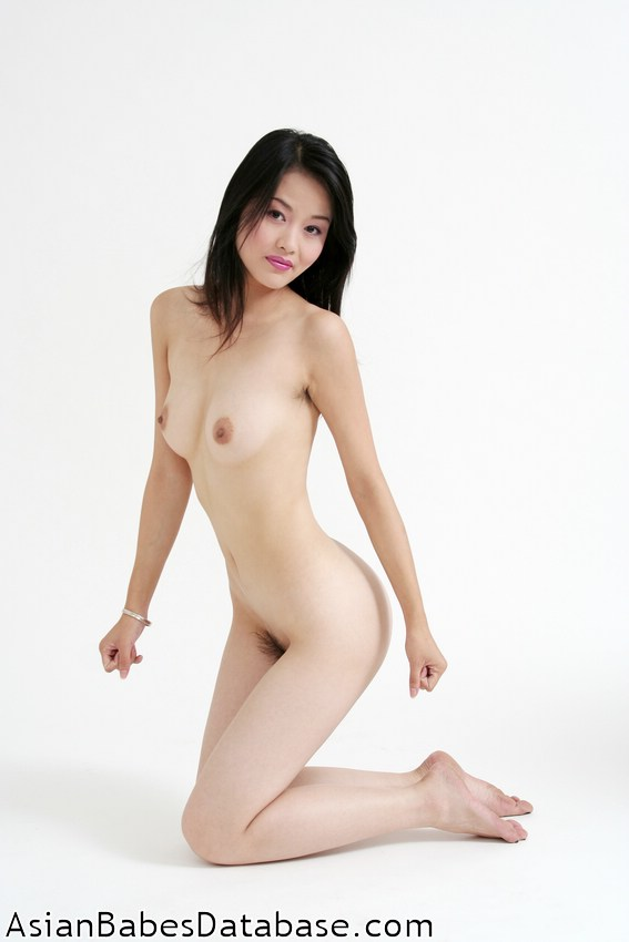 Naked sexy light skinned asian excellent message