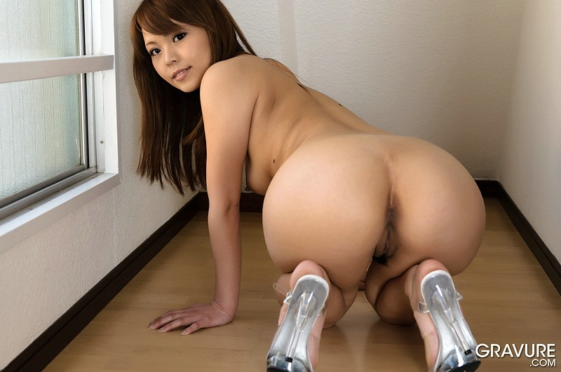 Maybe, thick nude japanese girl