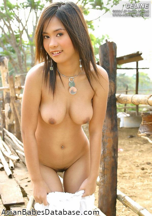 Sexy farm girld naked