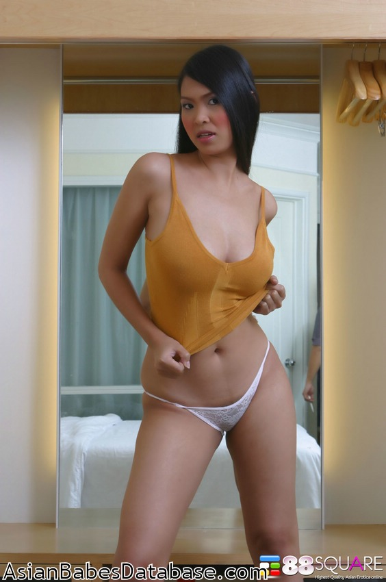 Awesome asian tits