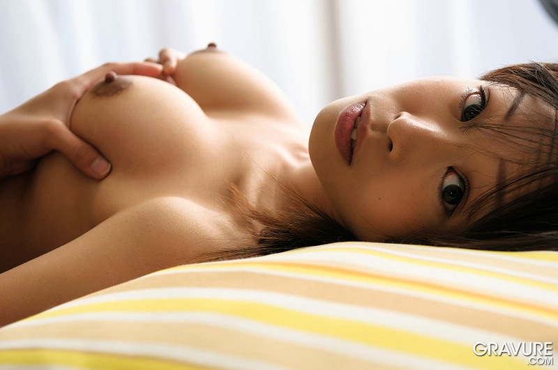 She japanese uncensored nude model the name