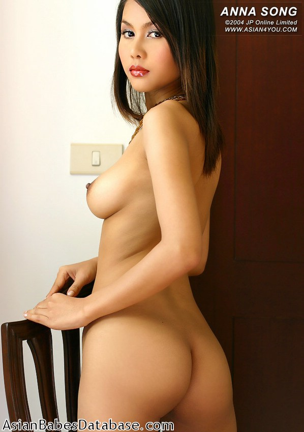 Sexiest asian woman naked