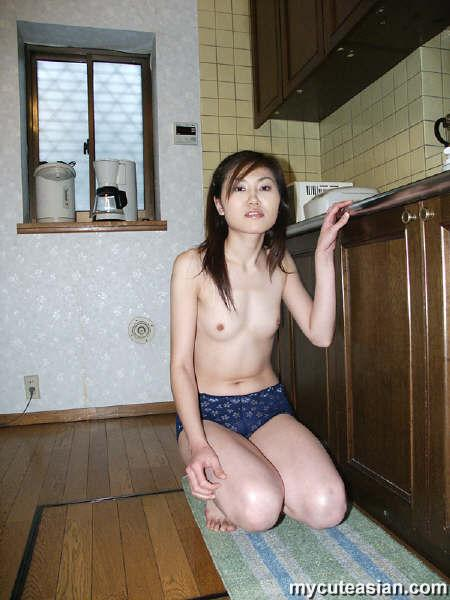 Tall thin asian nude