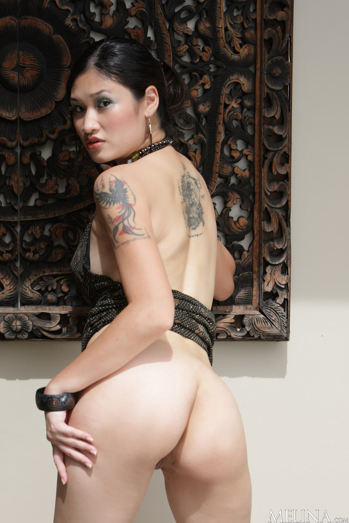Asians with tattoos nude Sexy