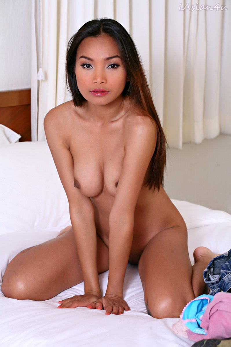 Dark skin asian naked