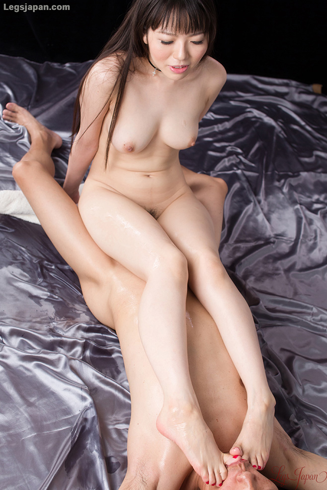 With feet naked girl naked asian sexy